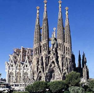 Sagrada Familia _ Barcelona.