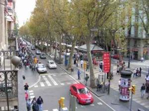 Las Ramblas _ Barcelona.