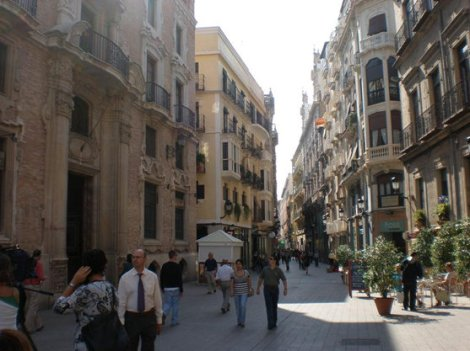 Calle Trapería