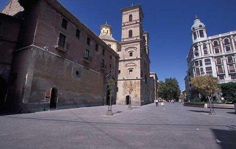 Plaza de Sto. Domingo