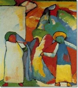 3.-kandinsky- improvisation 6 africa